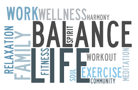 ARE YOU LIVING A BALANCED LIFESTYLE?