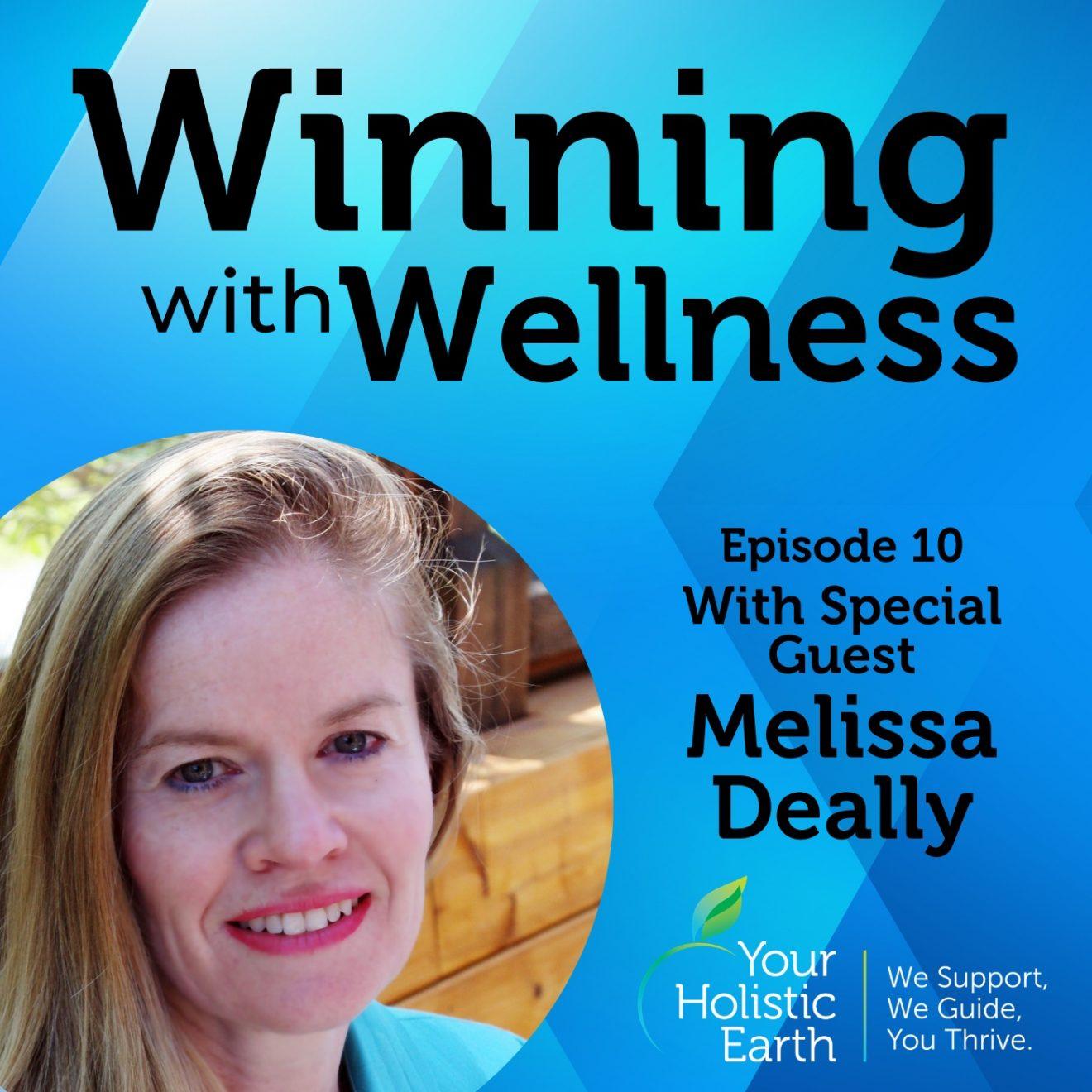 Winning With Wellness, with Jenny Ryce